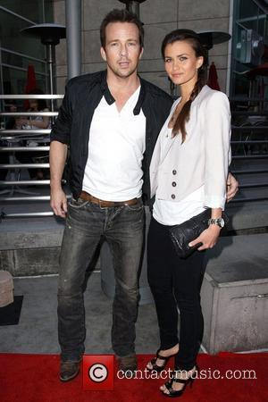 Sean Patrick Flanery with his girlfriend Premiere of 'Sinners & Saints' held at Arclight Hollywood at the Cinerama Dome Los...