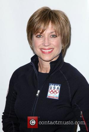 Dorothy Hamill  attend the Figure Skating in Harlem's 2010 Skating with the Stars benefit gala held at Wollman Rink...