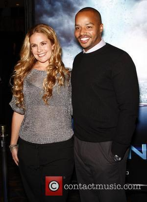 CaCee Cobb and Donald Faison Los Angeles Premiere of 'Skyline' at Regal Cinemas L.A. Live  Los Angeles, California, USA...