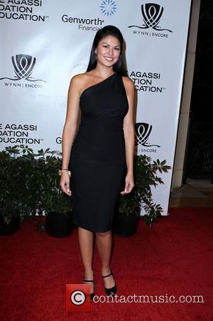 Tayloe Makakoa Andre Agassi Grand Slam For Children at Wynn Resort and Casino in Las Vegas Las Vegas, USA -...