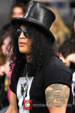 Slash To Be Honoured In Hollywood