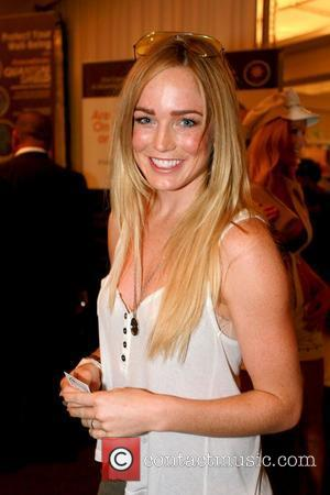 Caity Lotz Celebrities attend a gifting suite held at SLS Hotel - Inside Los Angels, California - 14.01.11