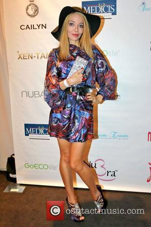 Lorielle New Celebrities attend a gifting suite held at SLS Hotel - Inside Los Angels, California - 14.01.11