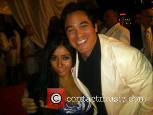 Nicole Polizzi aka Snooki and Dean Cain attend Jason Hope's 'Ludacris-mas' party. Scottsdale, Arizona - 18.12.10