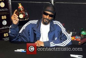 Rapper Snoop Dogg and Snoop Dogg