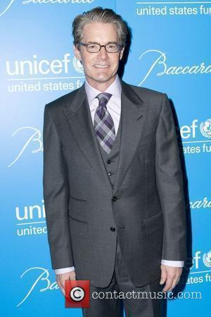 Kyle Maclachlan and Unicef