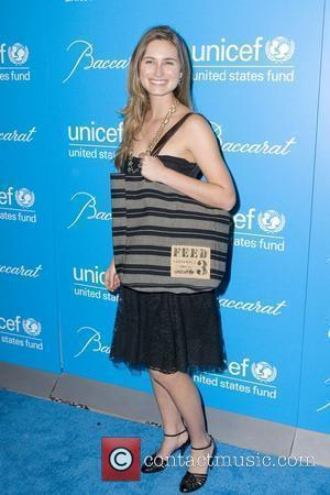 Lauren Bush and Unicef