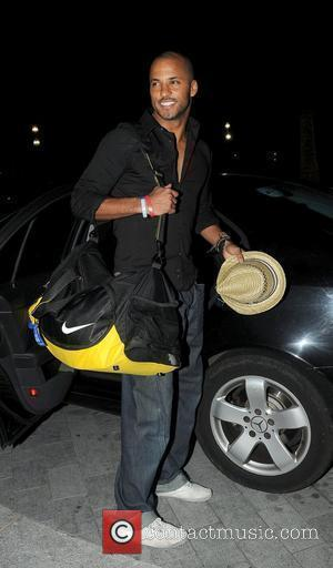 Ricky Whittle leaving his hotel after attending the 2010 British Soap Awards held at the London Television Centre last night....