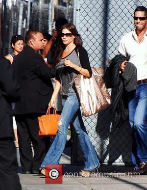 Sofia Vergara and Jimmy Kimmel