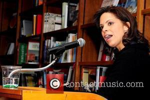 Soledad O'Brien television personality discusses and signs copies of her new book 'The Next Big Story' at Books and Books...