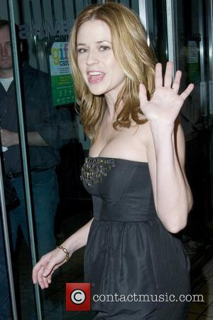 Jenna Fischer Premiere of 'Solitary Man' - Arrivals New York City, USA - 11.05.10
