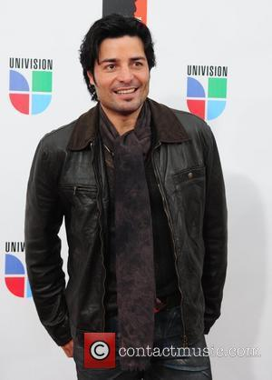 Chayanne  Latin artists appear to record 'Somos to El Mundo' the Spanish version of 'We are the World' to...