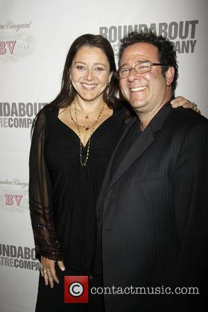 Camryn Manheim and Michael Greif The opening night of the Roundabout Theatre Company's Broadway musical 'Sondheim On Sondheim' - arrivals...