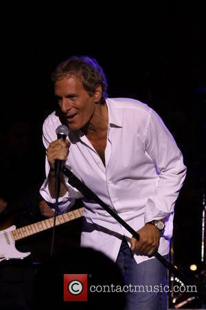 Michael Bolton  performs at the 'Songs For Hope' event, held at The Grove in Hollywood Los Angeles, USA -...