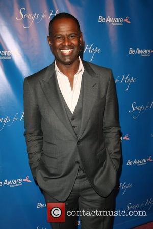 Brian McKnight  'Songs For Hope' event, held at The Grove in Hollywood Los Angeles, California, USA - 20.09.10