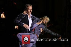 Michael Bolton and Chelsie Hightower