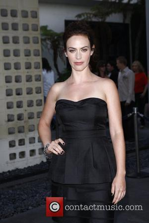 Maggie Siff FX's 'Sons Of Anarchy' season 3 premiere at the ArcLight Cinemas Cinerama Dome  Los Angeles, California -...