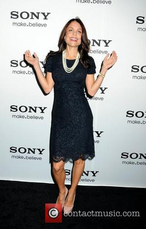 Bethenny Frankel and Sony