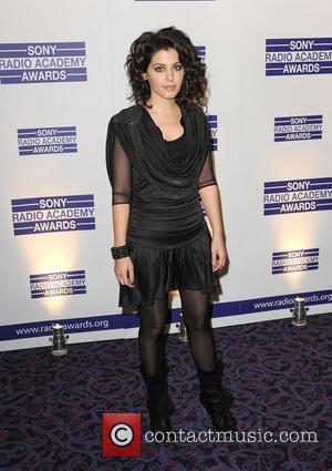 Katie Melua arriving for the Sony Radio Academy Awards 2010 at the Grosvenor House Hotel London, England - 10.05.10