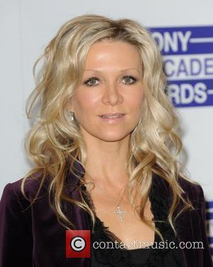 Danielle Spencer arriving for the Sony Radio Academy Awards 2010 at the Grosvenor House Hotel London, England - 10.05.10