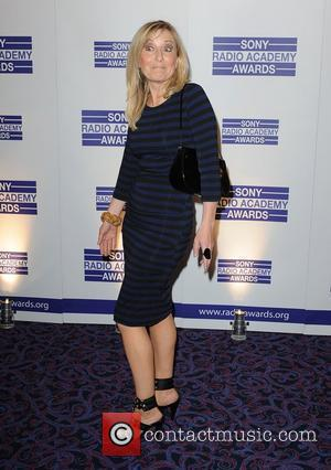 Fiona Phillips arriving for the Sony Radio Academy Awards 2010 at the Grosvenor House Hotel London, England - 10.05.10