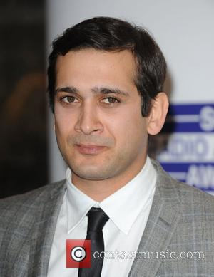 Jimi Mistry arriving for the Sony Radio Academy Awards 2010 at the Grosvenor House Hotel London, England - 10.05.10
