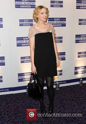 Lauren Laverne arriving for the Sony Radio Academy Awards 2010 at the Grosvenor House Hotel London, England - 10.05.10