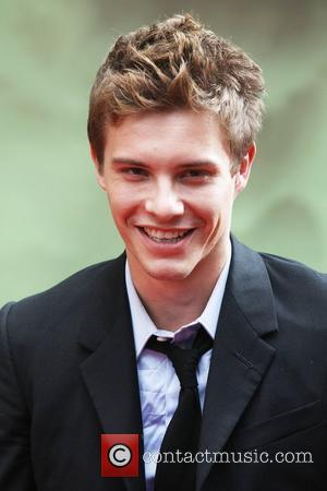 Xavier Samuel World premiere of 'The Sorcerer's Apprentice' at the New Amsterdam Theatre in Times Square New York City, USA...