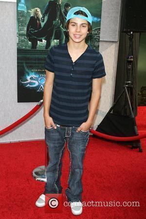 Jake T. Austin World premiere of 'The Sorcerer's Apprentice' at the New Amsterdam Theatre in Times Square New York City,...