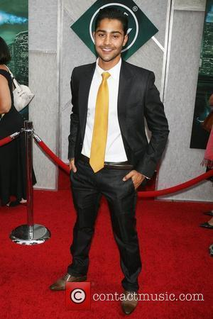 Manish Dayal World premiere of 'The Sorcerer's Apprentice' at the New Amsterdam Theatre in Times Square New York City, USA...