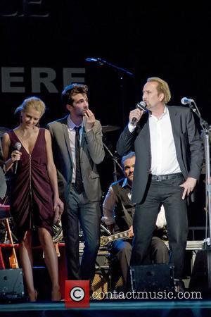 Teresa Palmer, Jay Baruchel and Nicolas Cage