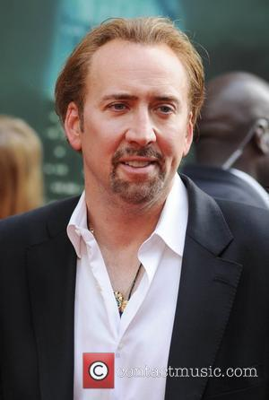 Cage Abandons Superman Dream