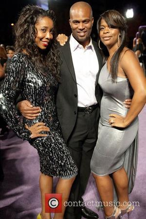 Chris Spencer, Kita Williams and Monique Jackson  Soul Train Awards at held at the Cobb Energy Performing Arts Center...