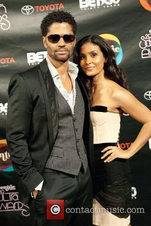 Eric Benet Soul Train Awards held at the Cobb Energy Performing Arts Center. Atlanta, Georga - 10.11.10