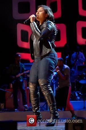 Jazmine Sullivan Soul Train Awards pre-show at Cobb Energy Performing Arts Center Atlanta, Georgia - 10.11.10