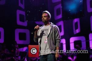Bilal Soul Train Awards Rehearsal at Cobb Energy Performing Arts Center Atlanta, USA - 09.11.10