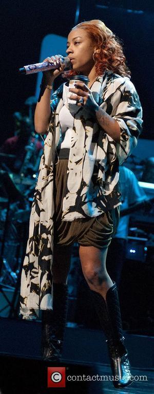 Keyshia Cole Soul Train Awards Rehearsal at Cobb Energy Performing Arts Center Atlanta, USA - 09.11.10