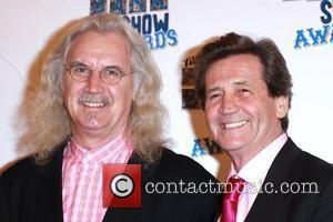 Billy Connolly and Melvyn Bragg