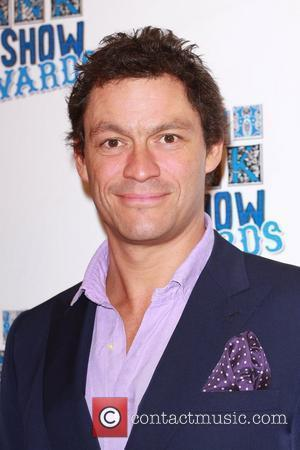 Dominic West The South Bank show awards red carpet arrivals London, England - 26.01.10