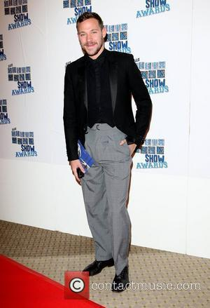 Will Young The South Bank show awards red carpet arrivals London, England - 26.01.10