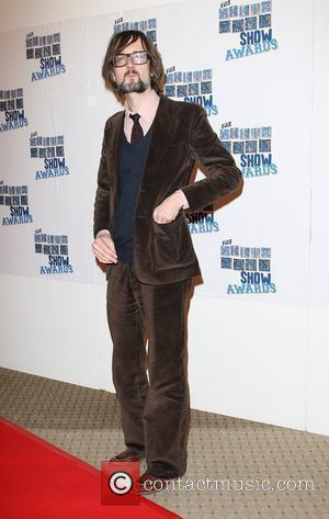 Jarvis Cocker The South Bank show awards red carpet arrivals London, England - 26.01.10