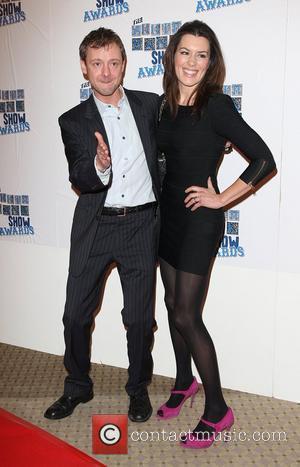 John Simm The South Bank show awards red carpet arrivals London, England - 26.01.10
