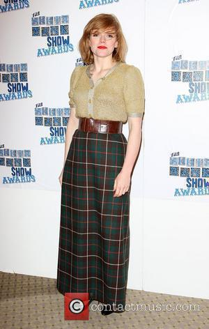 Maxine Peake The South Bank show awards red carpet arrivals London, England - 26.01.10