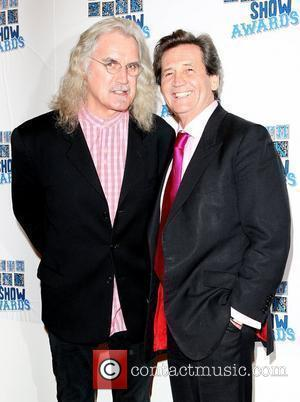 Melvyn Bragg and Billy Connolly