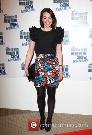 Suranne Jones The South Bank show awards red carpet arrivals London, England - 26.01.10