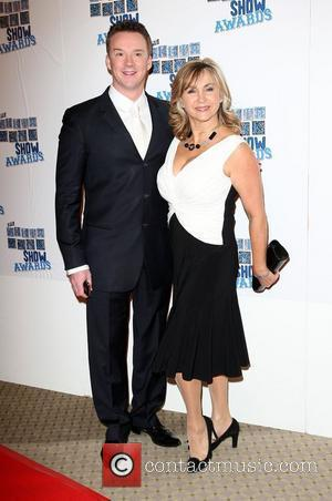 Russell Watson and Lesley Garrett The South Bank show awards red carpet arrivals London, England - 26.01.10