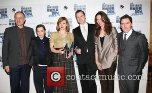 Wendy Brazington, David Morrissey, Tony Grisoni, Rebecca Hall and Maxine Peake