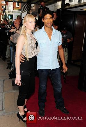 Carlos Acosta, Charlotte Holland  'South Of The Border' - UK film Premiere - Arrivals London, England - 19.07.10