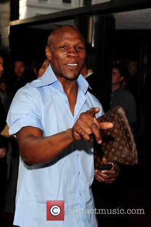 Chris Eubank 'South Of The Border' - UK film Premiere - Arrivals London, England - 19.07.10