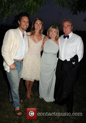 David Lauren, Lauren Bush and Sharon Bush 52nd Annual Summer Party for the Southampton Hospital Foundation Southampton, New York -...